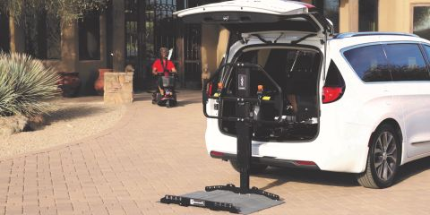 Vehicle Mobility & Accessibility Equipment in the Niagara Region
