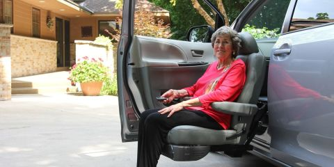 Adaptive Vehicle Seating Options in the Niagara Region