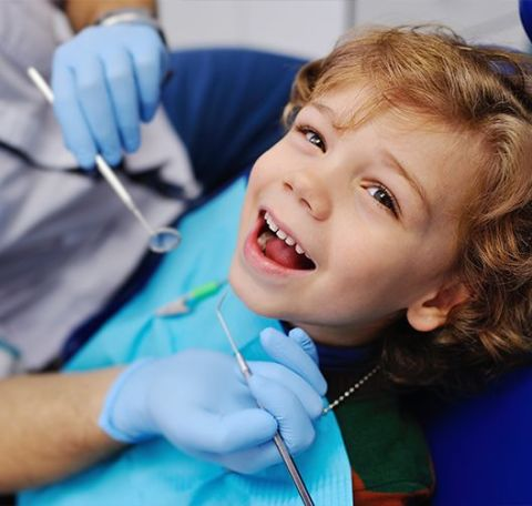 Children's Dental Services in Mississauga