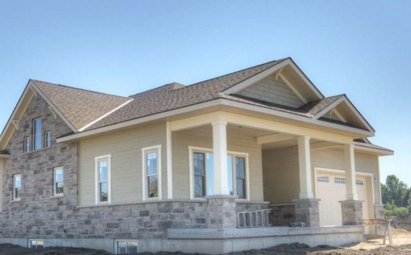 The Huron Bungalow, Durand Construction
