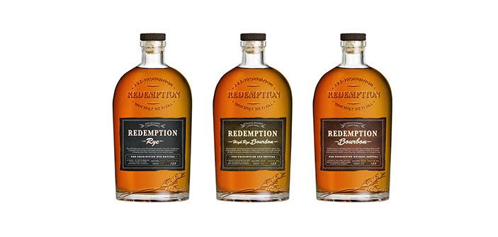Redemption Whiskey | Deutsch Brands